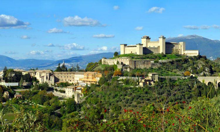 Spoleto Umbria