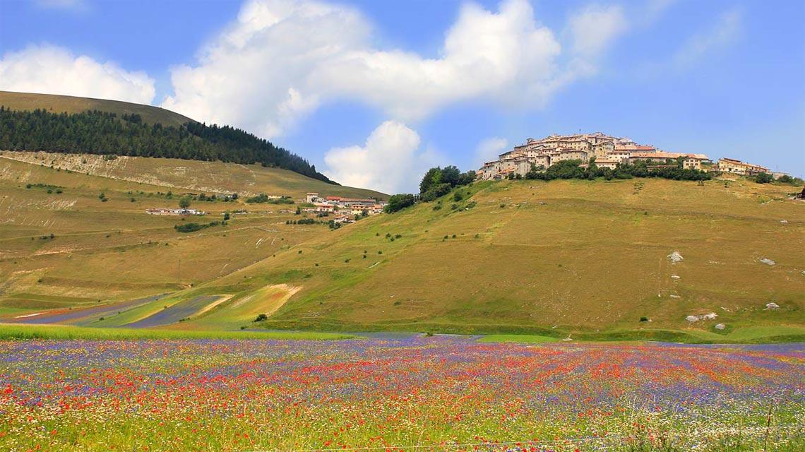 Umbria Castelluccio Norcia