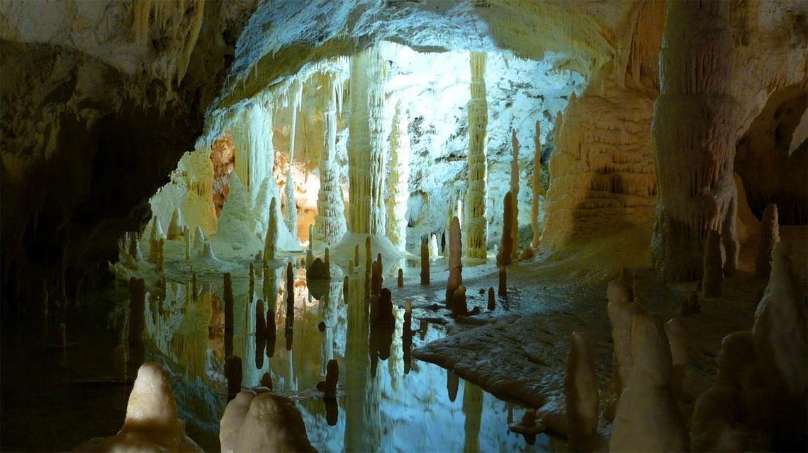 Grotte Frasassi