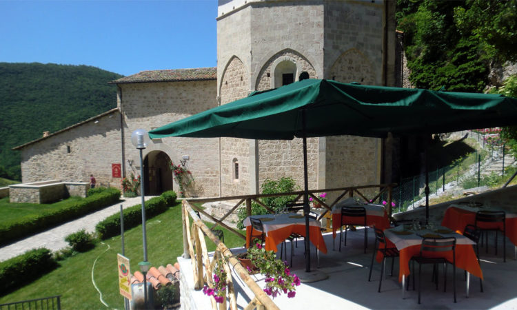 Sibillini ristorante Umbria